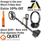 Quest Q30 Plus Black Friday/Cyber Monday Deal