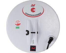"""MINELAB 11"""" ROUND MONOLOOP GPX COMMANDER COIL"""