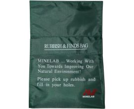 GREEN MINELAB FINDS POUCH