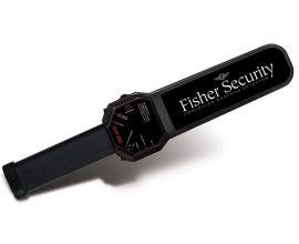 FISHER CW-20 HAND HELD SECURITY METAL DETECTOR