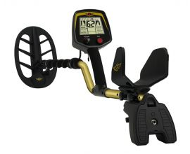 FISHER F75 GOLD EDITION METAL DETECTOR