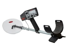 FISHER M-97 INDUSTRIAL METAL DETECTOR WITH 11 INCH SEARCH COIL