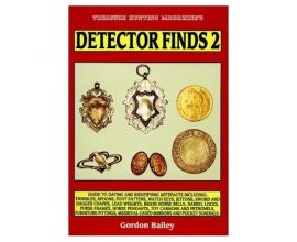 DETECTOR FINDS 2 BOOK