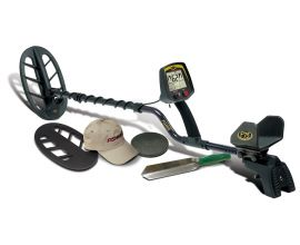 FISHER F75 LTD EDITION METAL DETECTOR