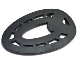 "Fisher 9"" Triangulated coil cover"