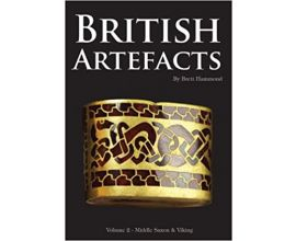 BRITISH ARTEFACTS EARLY ANGLO SAXON VOLUME ONE BOOK