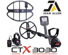 MINELAB CTX 3030 JOAN ALLEN PACK