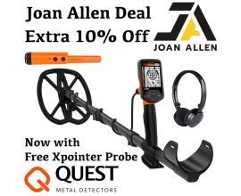 QUEST Q40 SPECIAL JOAN ALLEN DEAL