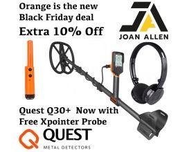 Quest Q30 Plus Black Friday/Cyber Monday Deal