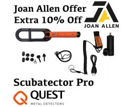 QUEST SCUBATECTOR PRO JOAN ALLEN DEAL