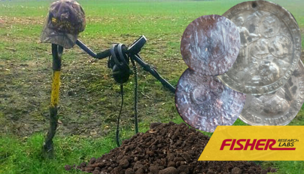 Smelly Fields and Interesting Finds with the Fisher F44