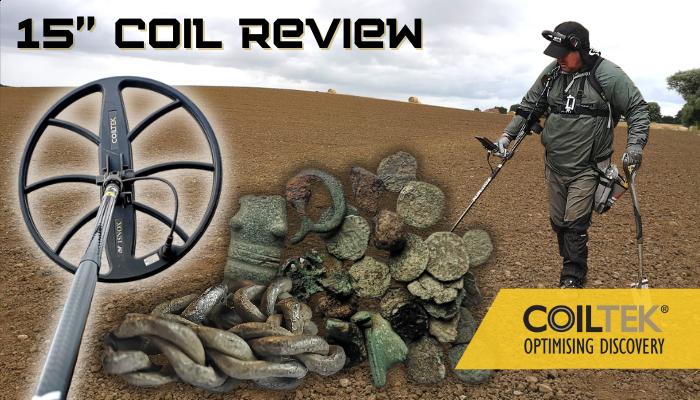 "Coiltek 15"" Equinox Coil Review by Neil Jones"